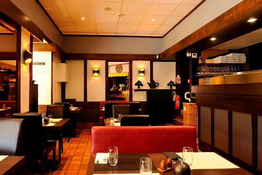 salle de restaurant centrale